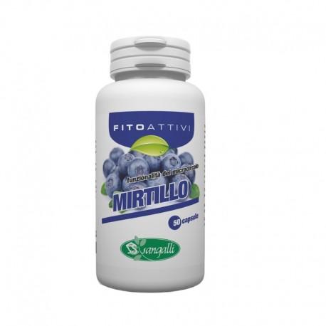 Mirtillo Bacche integratore naturale con antiossidanti
