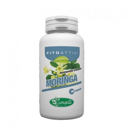 Moringa integratore alimentare con vitamine e antiossidanti