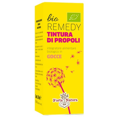 Bioremedy Tintura Propoli 30 ml
