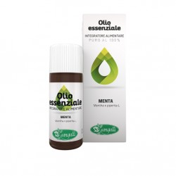 Menta Olio Essenziale porta benefici a mal di testa, dolori mestruali e muscolari. Calma nausea e vomito