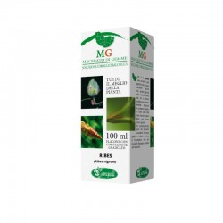 Gemmoderivato Ribes integratore antistaminico naturale.