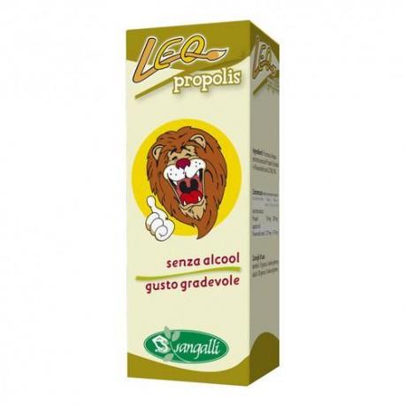 Leo Propolis antinfiammatorio naturale per bambini