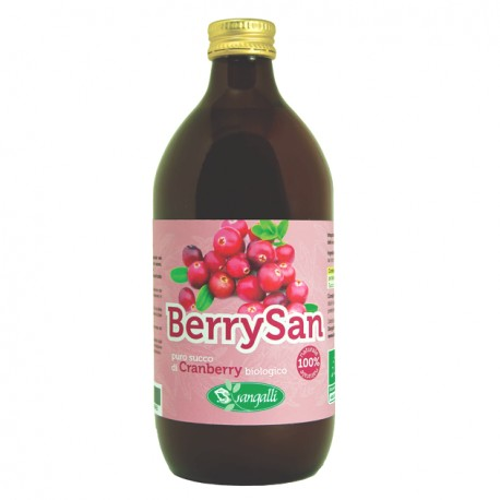Berrysan 500 ml integratore alimentare in succo