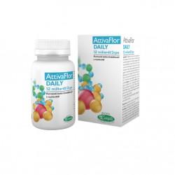 Attiva Flor Daily TXT integratore alimentare a base di fermenti lattici