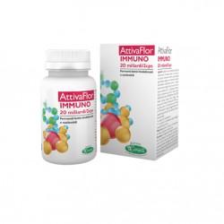 Attiva Flor Immuno integratore alimentare per il sostegno al sistema immunitario