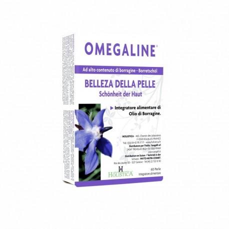 Omegaline - 60 capsule integratore alimentare per l'elasticità della pelle