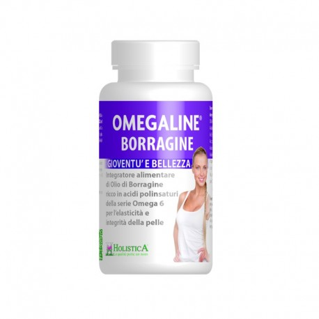 Omegaline - 120 capsule integratore alimentare per l'elasticità della pelle