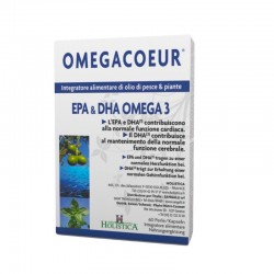 Omegacoeur integratore naturale per sostenere la funzionalità cardiaca