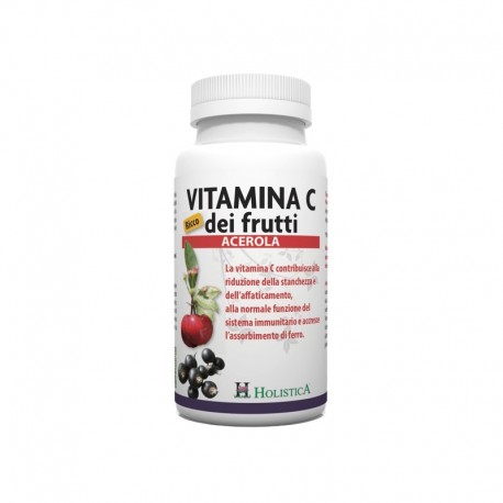 Vitamina C dei Frutti integratore naturale di vitamina C