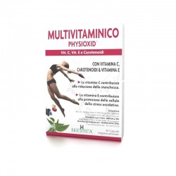 Physioxid Multivitaminico integratore alimentare